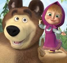 ursul desene animate pentru copii peste 2 ani
