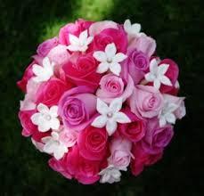 wedding flowers pink pink wedding flowers