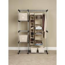 Bedroom Closet Organization Styles Walmart Closet Organizers For Your Bedroom Space Saving