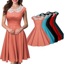 compare prices on red dress peter pan collar online shopping buy