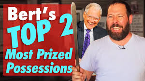 bert kreischer u0027s top 2 prized possessions youtube