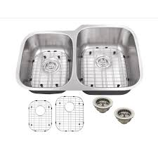 IPT Sink Company Undermount  In Gauge Stainless Steel - Kitchen sink co