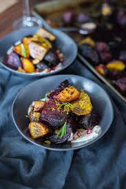 balsamic roasted beets traditional hummus for those who savor