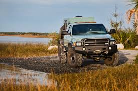 Dodge 1500 Truck Camper - this homemade truck camper is brilliant u2014 overland kitted