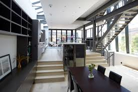 futuristic home interior gallery of wood house in chicago miller hull partnership 3