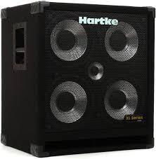 hartke 410xl bass cabinet hartke 4 5 xl 4x10 400 watt bass cabinet w 5 driver sweetwater