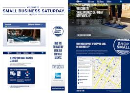 black friday small business saturday cyber monday american express