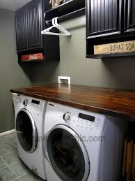 Laundry Room Pictures To Hang - best 25 laundry room countertop ideas on pinterest laundry room