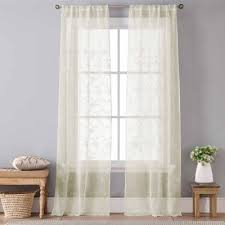 Duck River Window Curtains Duck River Harlow 2 Pack Curtain Panel Jcpenney