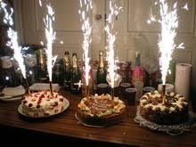 candele scintillanti promozione scintillante candela fuochi d artificio shopping