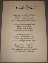 a wedding wish ideas for wedding wish trees instead of guest books holidappy