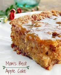 apple cake recipes food photos