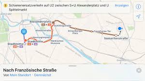 Smu Map Gute Nachrichten Für Hamburg Und Bremen Die öpnv Anzeige In