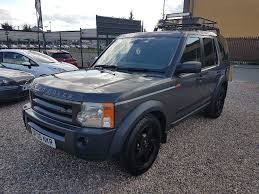 2004 land rover discovery off road 2006 land rover discovery 2 7 tdv6 7 seats 4wd 4x4 off road black