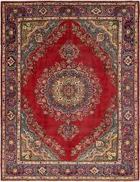 Red And Blue Persian Rug by Red 300cm X 395cm Tabriz Persian Rug Persian Rugs Irugs Ch