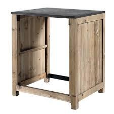 cuisine maison du monde copenhague meuble de cuisine en pin recyclé pour lave vaisselle l68 meuble de