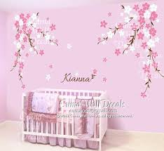 Wall Name Decals For Nursery Wall Decor Decals Nursery Baby Wall Nursery Baby Wall