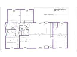 plan maison 5 chambres gratuit plan maison plain pied 2 chambres gratuit 5 construction de
