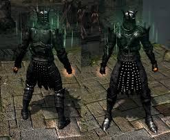 Favor Set by Souls Mod Black Or Silver Set Of Favor Lautrec Armor 1 Jpg