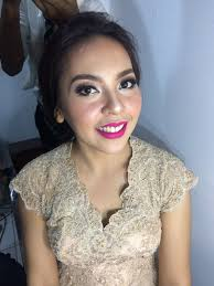 Make Up Artist Bandung vannesza make up artist bandung wedding make up for tari