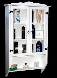 badezimmer hängeschrank weiß hängevitrine 58x97x18cm pappel massiv weiß lackiert