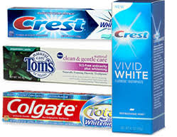 toothpaste whitening all about whitening toothpastes