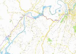 Chattanooga Tennessee Map by Chattanooga To Huntsville Fast