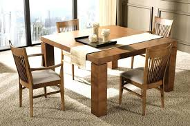 Small Rectangular Kitchen Tables Uncategorized Small Wood Dining Table In Fantastic Small