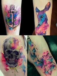427 best watercolor tattoos images on pinterest watercolor