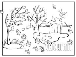 fall coloring sheet printable loving printable