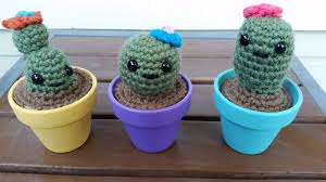 crochet from j tiny cactus gals