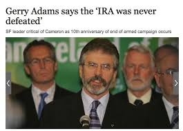 Ira Meme - so was the ira defeated or not the broken elbow