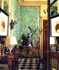 Exotic Interior Design by Modern Chinoiserie In Interior Design