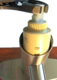 Danze Single Handle Faucet Repairing A Single Handle Ceramic Disk Faucet