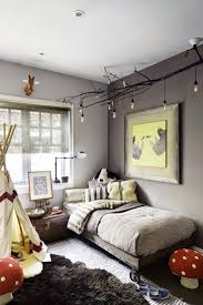 40 cool kids room decor ideas that you can do by yourself diy celing light fixture of branches is a nice addition to an eclectic kids room