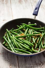 green beans with caramelized onions and pecans one sweet mess