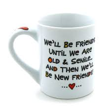 his and hers coffee mug best friend gifts best friend forever bff