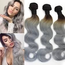 can ypu safely bodywave grey hair gray ombré flawless addictions