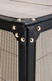 koffer design casa padrino luxus bar schrank im vintage koffer design kommode