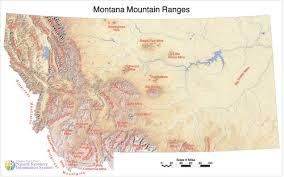bitterroot mountains map montana ranges climbing hiking mountaineering summitpost