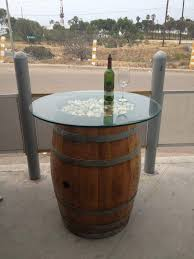 Wine Barrel Home Decor 20 Best Wine Barrel Furniture Images On Pinterest Home Decor