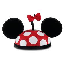 minnie mouse ear hat best of mickey collection shopdisney