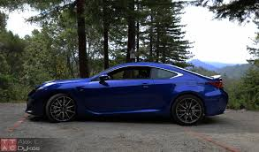2018 lexus rc f review 2015 lexus rc f exterior the truth about cars