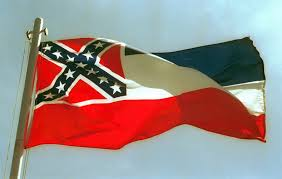 State Flag Of Georgia Flags Of Some Southern States Still Include Confederate Symbols