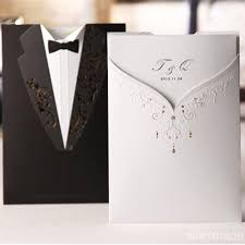 Black And White Invitation Cards Online Buy Wholesale Formal Invitation Card From China Formal
