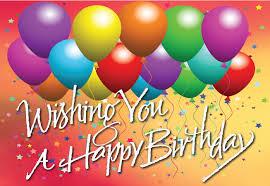 happy birthday postcards happy birthday balloons postcard pc7029 harrison greetings