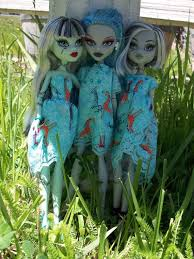 41 monster doll fashions images