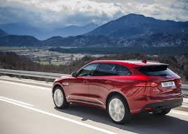 Jaguar F Pace New Images Available