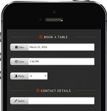 art of the table reservations restaurant reservations free wordpress plugin for online bookings