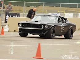 Black Mustang 1969 1969 Ford Mustang Rod Network